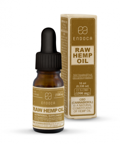 RAW CBD Hemp